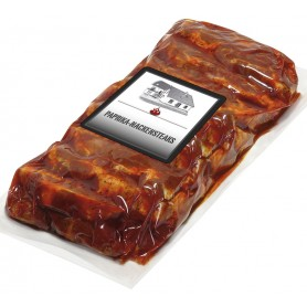 Paprika-Nackensteaks (10 Stück, je ca. 180 g)