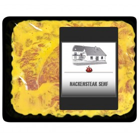 Nackensteaks Senf (4 Stück, je ca. 200 g)