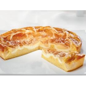 Birnen-Joghurt-Kuchen  Ø 28 cm , geschnitten (1400 g, 12 Portionen)