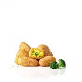 Broccoli & Cheese Nuggets (1 kg)