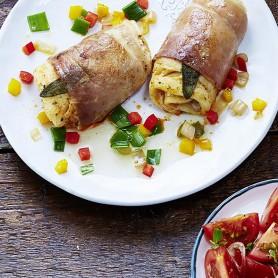 """Frischer Kabeljau """"Saltimbocca"""" 10 Filets, je 140-160g (ca. 1,5 kg)"""