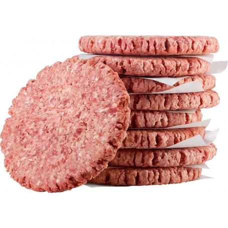 Angus Burger (6 Stück, je ca. 200 g)