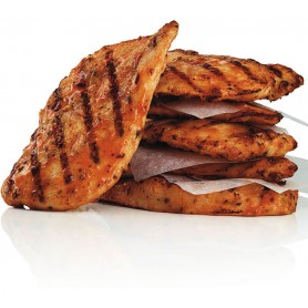 Fire Roasted Chik'n Steak ca. 78-100 g (1,5 kg)