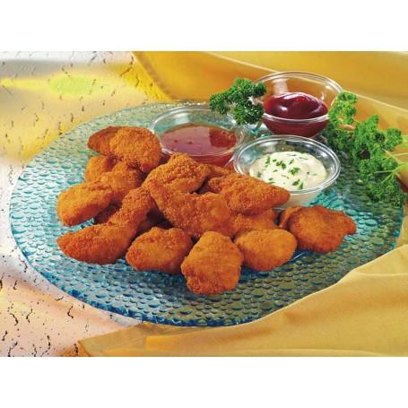 Chicken Crossies paniert 20-45 g (1 kg)