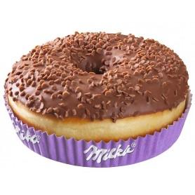 Milka®  Schoko-Donut gefüllt (12 Stück, je 65 g)