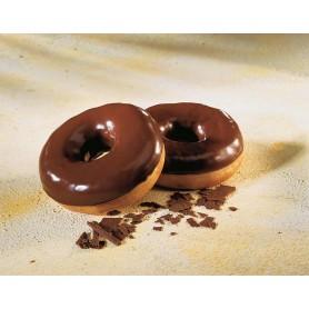 Schoko Donuts (6 Stück,je 50 g)