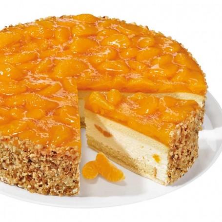 Mandarinen Kase Sahne Torte 2500 G