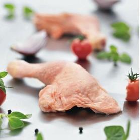 Hähnchenkeulen ohne Rückenstück ( 2,5 kg )