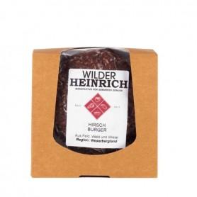 Hirschburger (2 Stück, je ca. 125 g)