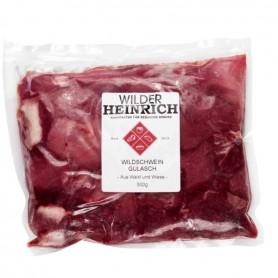 Wildschweingulasch (ca. 500 g)