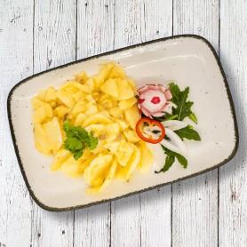 Speckkartoffelsalat (ab 1 kg)