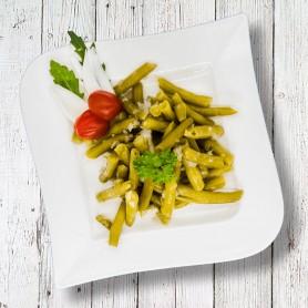 Klarer Bohnensalat (ab 1 kg)