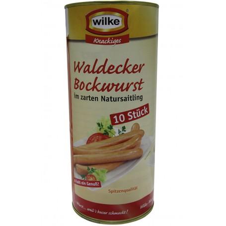 Waldecker Bockwurst (10 Stück, je 90 g)
