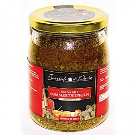 Salsa Tartufata 10% Sommertrüffel (500 g)