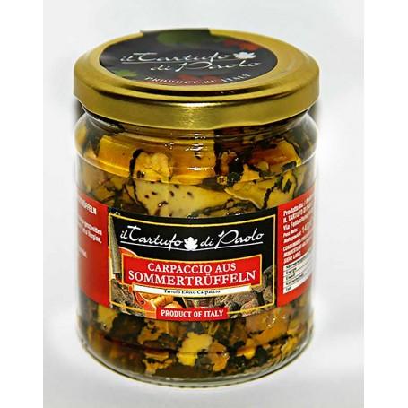 Sommertrüffel Carpaccio (140 g)