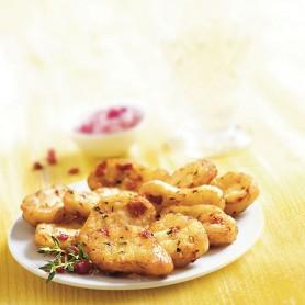 Mini Kartoffel-Nuggets mit Speck 8-11 g (1 kg)