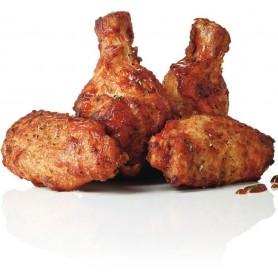 Virginia Chick'n Wings BBQ 31-35 g (2,5 kg)