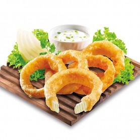 Beer Battered Onion Rings (1 kg)
