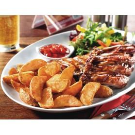 Kartoffelspalten gewürzt (2,5 kg)