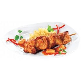 Hähnchenfiletspieß, gegart (10 Stück, je ca. 125 g)