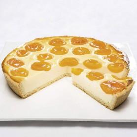 Aprikosen-Rahmkäsekuchen  Ø 28 cm, ungeschnitten (2100 g)