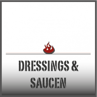 Dressings & Saucen