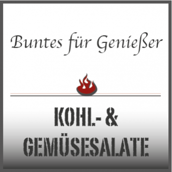 Kohl- & Gemüsesalate